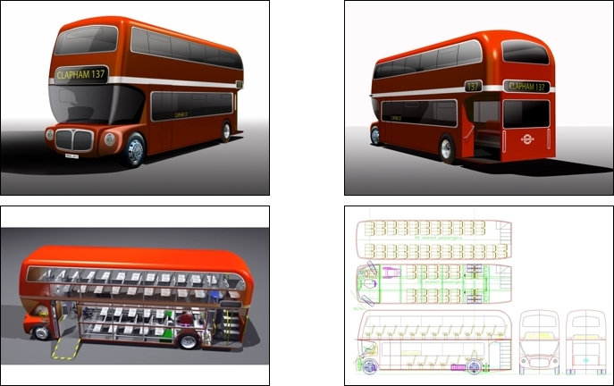 Capoco Design for London Routemaster